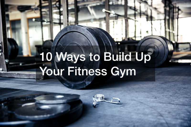 business plan for a gym and fitness center